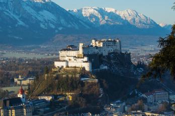 Prague – Berlin – Munchen - Salzburg