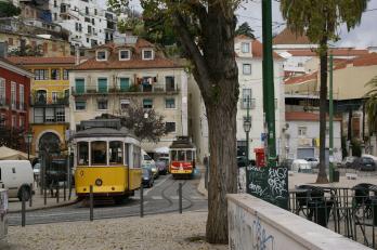 Barcelona – Lisbon – Madrid