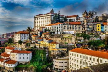 Porto – Lisbon – Andalusia